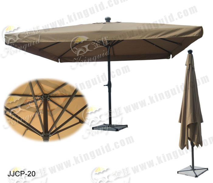 JJCP-20: Auto Solar Umbrella
