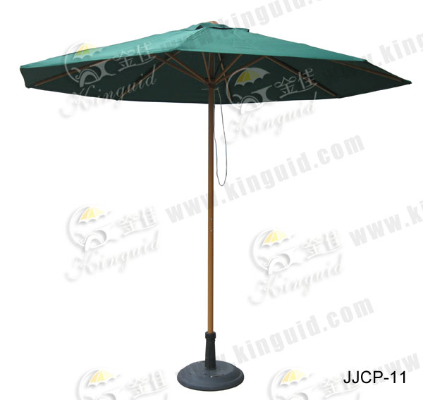 仿木纹金属伞:JJCP-11