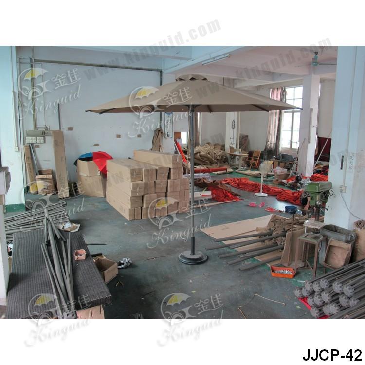 中柱铝伞:JJCP-42